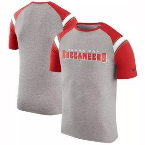 Nike Tampa Bay Buccaneers Heathered Gray T-SHIRT